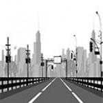 ЖБИ для дорожного строительства и ограждения.