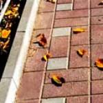 Бордюр тротуарный